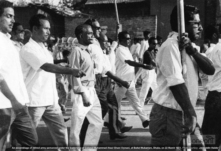 Bangladesh - now written in history