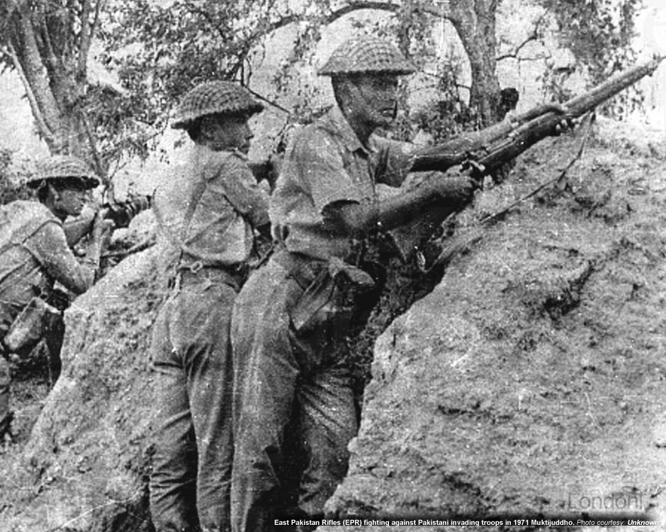 Muktijuddho (Bangladesh Liberation War 1971) - attack on