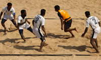 Kabaddi aka Hadudu, national sport of Bangladesh